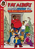 Fat Albert & Cosby Kids 2: Original Animated Ser [DVD]