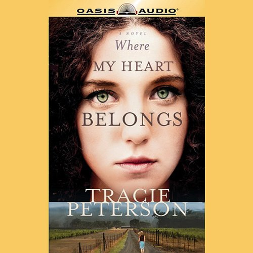 Where My Heart Belongs audiobook cover art