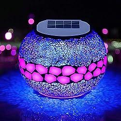 Image of Pandawill Mosaic Solar...: Bestviewsreviews