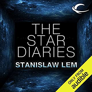 The Star Diaries audiobook cover art
