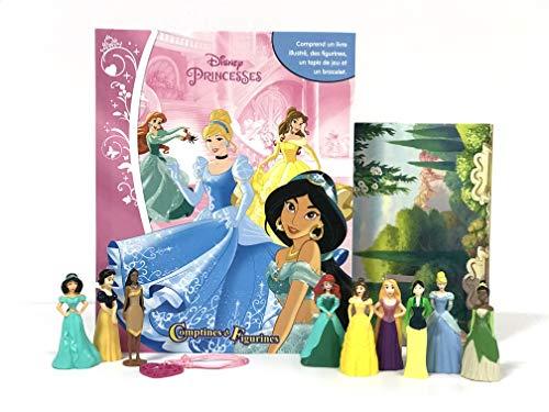 Phidal Disney Princesas Cuentas y Figuritas 2019, Multicolor