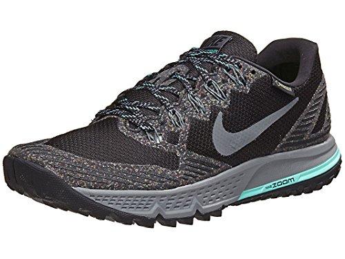 Nike 805570-001, Zapatillas de Trail Running, Negro (Black/Dark...