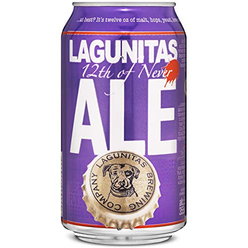 Lagunitas Cerveza Americana IPA 12th Of Never - 355 ml