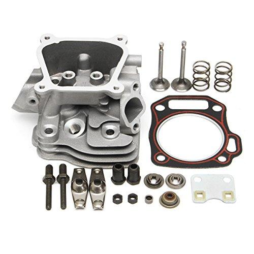 Viviance ZHVICKY Cilinderkop Inlaat Uitlaat Kleppen Pakking Set Voor Honda GX160 5.5HP GX200 6.5HP