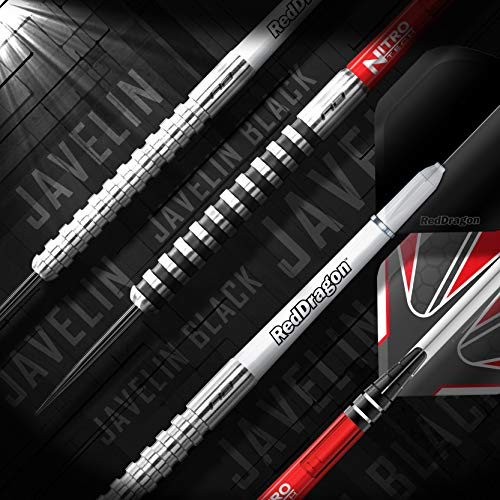 Red Dragon Javelin Steel Dartpfeile - 6