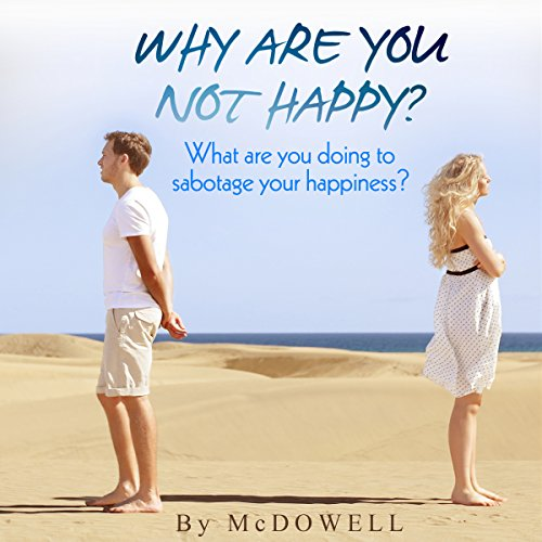 Why Are You Not Happy? audiobook cover art
