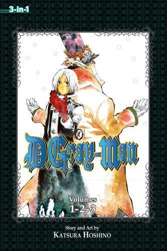 D GRAY MAN 3IN1 TP VOL 01 (C: 1-0-1)-1): Includes vols. 1, 2 & 3 (D.Gray-man (3-in-1 Edition))