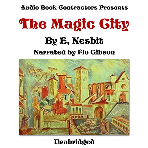 The Magic City cover art