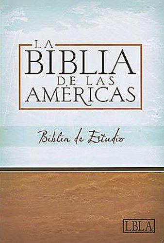 Compare Textbook Prices for LBLA Biblia de Estudio, tapa dura Spanish Edition  ISBN 9781586403614 by Holman Bible Editorial Staff