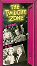 The Twilight Zone: The Prime Mover/ The Fever VHS