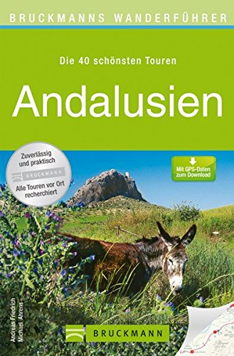 Bruckmanns Wanderführer Andalusien