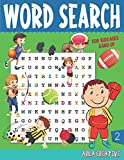 Word Search for kids Ages 5 and Up (Edition 2) Arla Creative: Fun And Educational Word Search Book Puzzles