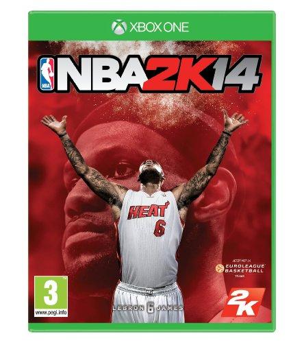 NBA 2K14 [PEGI] - [Xbox One]