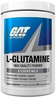 GAT Sport L-Glutamine Unflavored 10.58oz 300g