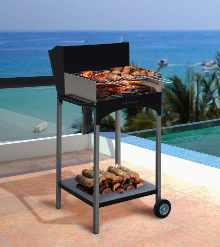 Piemme Industry Barbecue Famur BK 6 Eco