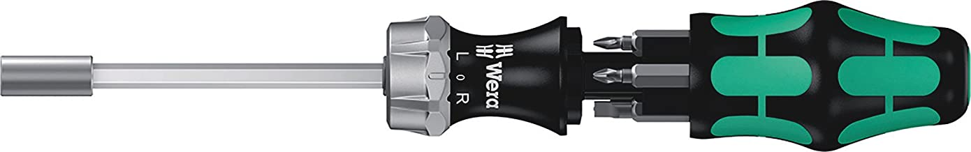 Wera Kraftform Kompakt 27 RA 1 SB, 7-częściowy, 05073660001
