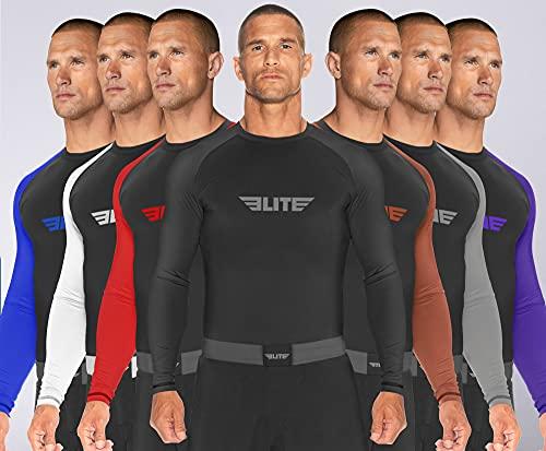 Men's Diving Rash Guard Shirts