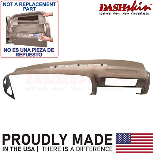 DashSkin Molded Dash Cover Compatible with 97-00 GM SUVs and