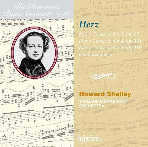 Henri Herz: Romantic Piano Concerto Vol.40