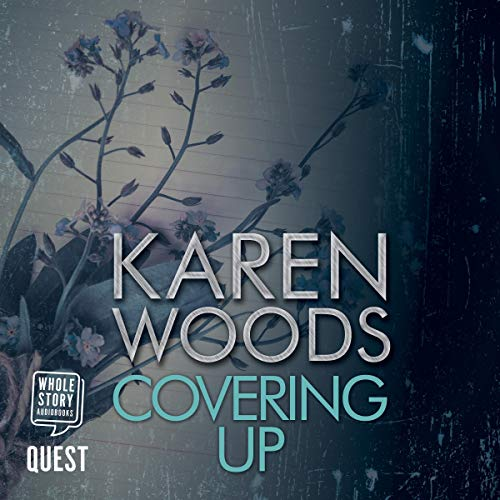 Covering Up audiobook cover art
