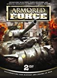 ARMORED FORCE: Documenting The History and Drama of War (2-DVD SET, 2007) Sealed