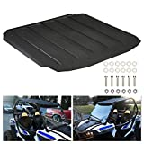 RZR 900 S 1000 XP Plastic Hard Roof Top Replacement for 2 Seater Polaris RZR 900 XP 1000 Turbo 900 S Trail UTV Plastic Hard Top Roof