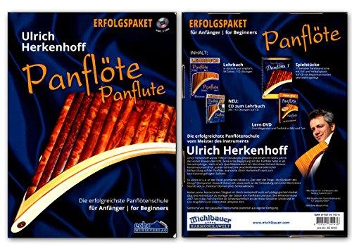 Flauta de Juego–Escuela de Ulrich herkenhoff para principiantes–Libro 1, parte unidades 1,...