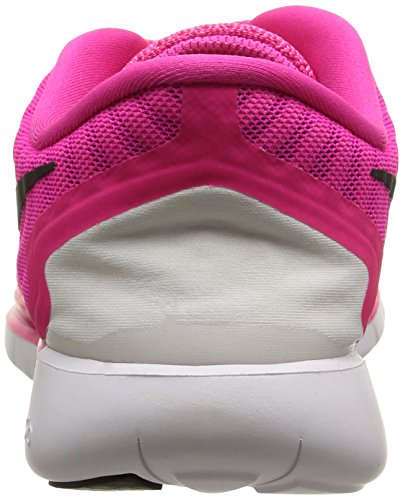 Nike Womens Free 5.0 Running Shoe #724383-600 (6.5)