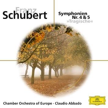 Schubert: Symphonien Nr. 4 & 5
