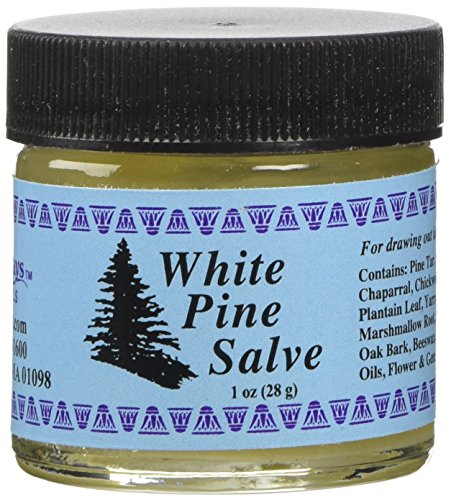 WiseWays Herbals: Salves for Natural Skin Care, White Pine 1 oz