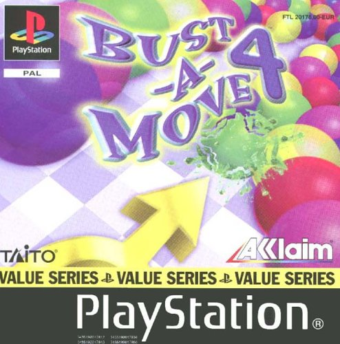 Bust-A-Move 4 Value Series [PlayStation]