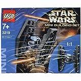 LEGO - Star Wars -Tie Fighter - Mini Bloques de construcción - Modelo n. 3219