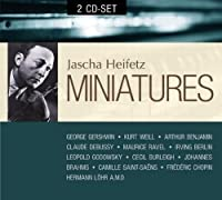 Miniatures by Jascha Heifetz