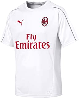 660c1b2d8207a Puma AC Milan Training SS with Sponsor Maillot Homme