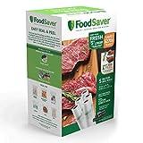 FoodSaver Easy Seal & Peel Rollo de sellado al vacío de 11 pulgadas x 14 pies, paquete de 5