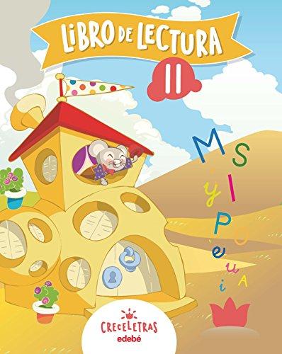 CRECELETRAS LIBRO DE LECTURA II