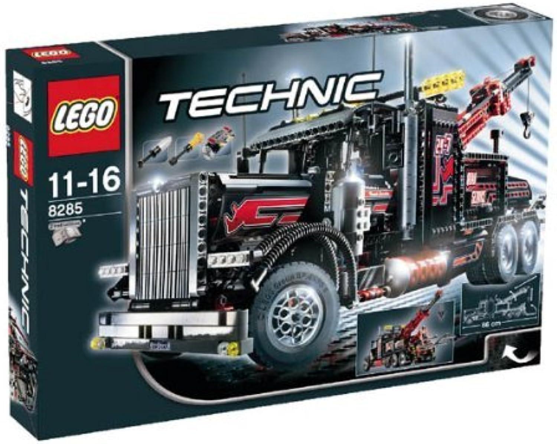 LEGO Technic 8285 - Großer Schwarzer Abschlepptruck B000EXH3Q2  Neuheit Spielzeug       Hohe Qualität und geringer Aufwand