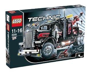 LEGO Technic 8285 - Großer Schwarzer Abschlepptruck (B000EXH3Q2)   Amazon price tracker / tracking, Amazon price history charts, Amazon price watches, Amazon price drop alerts
