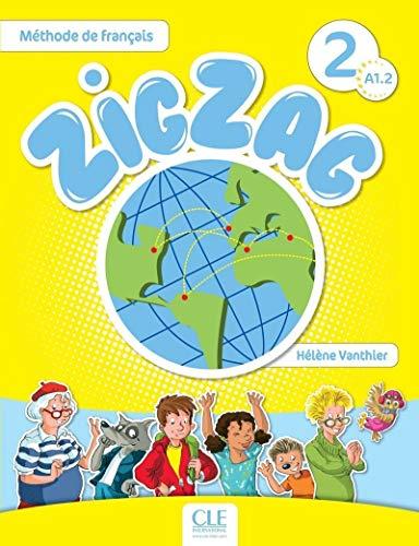 Zig Zag 2 A1 2 Podrecznik +CD