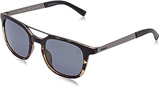 نظارات شمسية نمط مربع للرجال من تيمبرلاند- TB9133-51-20-145 ملم