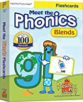 Meet the Phonics - Blends - Flashcards 1935610325 Book Cover
