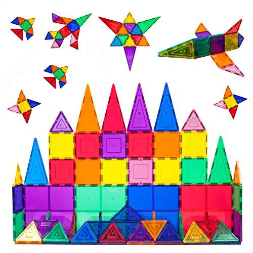 PicassoTiles 60 Piece Set 60pcs Magnet...