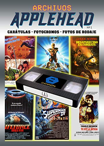 Archivos Applehead: Cannon Films: 1