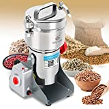 Ridgeyard 700g Electric Grain Grinder Mill Powder Machine Mill Grinder Coffee Grinder for Bean Seed...