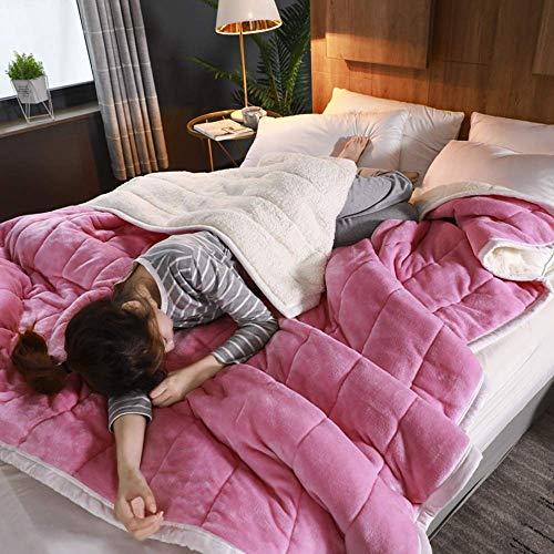 Decke Winterdecken Leicht weich Komfortabel Warme Decken Decken Flanell Waschbare Decken Bettwäsche Decken