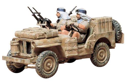 TAMIYA 300035033 - 1:35 WWII Britisch S.A.S Jeep (2)