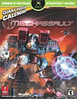 Mechassault - Prima's Official Strategy Guide de Prima Development