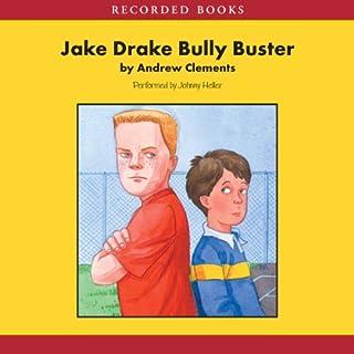 Jake Drake audiobook cover art