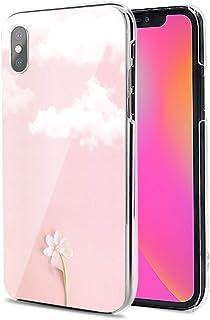 LG G8X ThinQ ケース カバー ハード TPU 素材 おしゃれ かわいい 耐衝撃 花柄 人気 全機種対応 可愛い花 シンプル かわいい ファッション 11900762