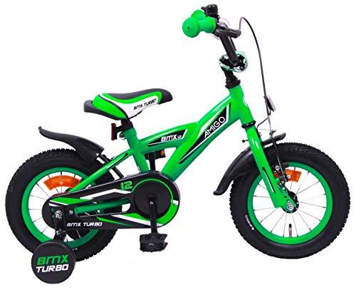 Amigo BMX Turbo - Kinderfahrrad für...